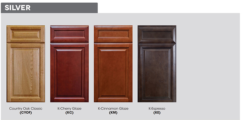 Forevermark Cabinet Door Styles Silver