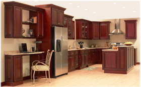 gerogetown Kitchen cabinets