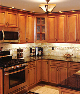 kitchen bathroom cabinets - elite countertops & cabinetry, llc